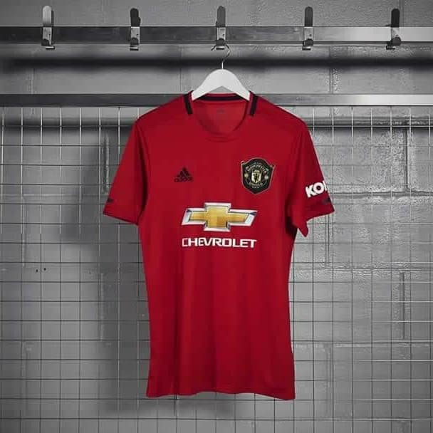 quite nice 60f91 2e7db Jual OPEN PO Jersey Manchester united home 2019 - 2020 ORIGINAL - DKI  Jakarta - its coming home | Tokopedia