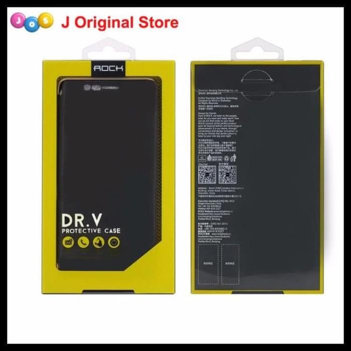 Update Harga Sale Aksesoris Handphone Rock Flip Cover Smart Case