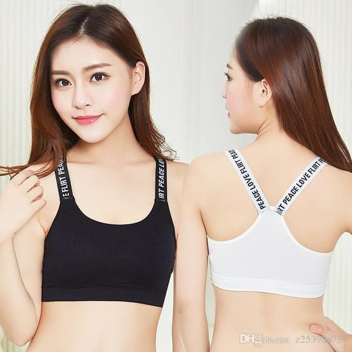 Foto Produk SPORT BRA Import / BH Olahraga impor / Pakaian Dalam Wanita dari Bolapedia