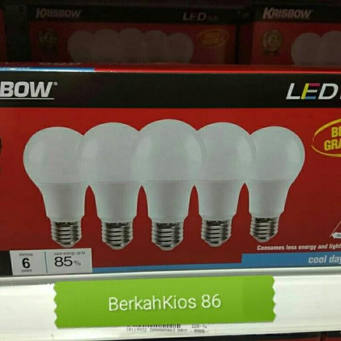 Jual Lampu Led Krisbow 7 Watt Paket 5 Kuning Kab Karawang Berkahkios86 Tokopedia