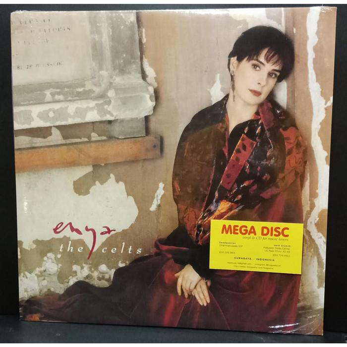 harga Lp enya - the celts album vinyl records piringan hitam Tokopedia.com