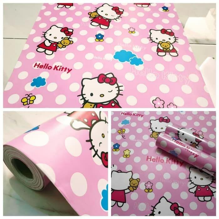 Download 44 Koleksi Wallpaper Dinding Hello Kitty Pink Gratis