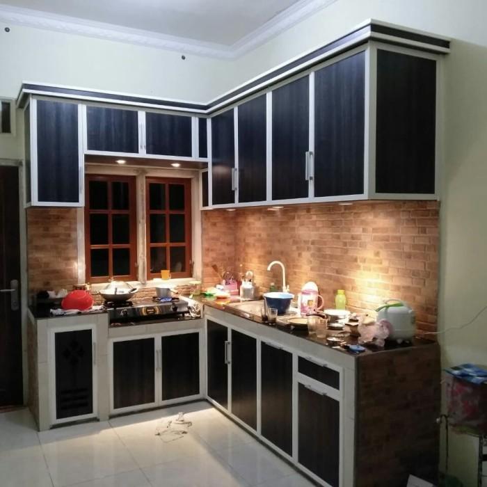 Jual Kitchen Set Hijau Kota Malang Aluminiumkotamalang Tokopedia