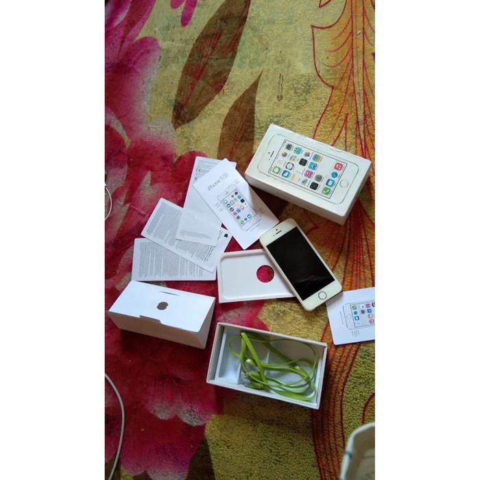 Foto Produk Apple Iphone 5s 16Gb Rose Gold dari Asean Word Shop