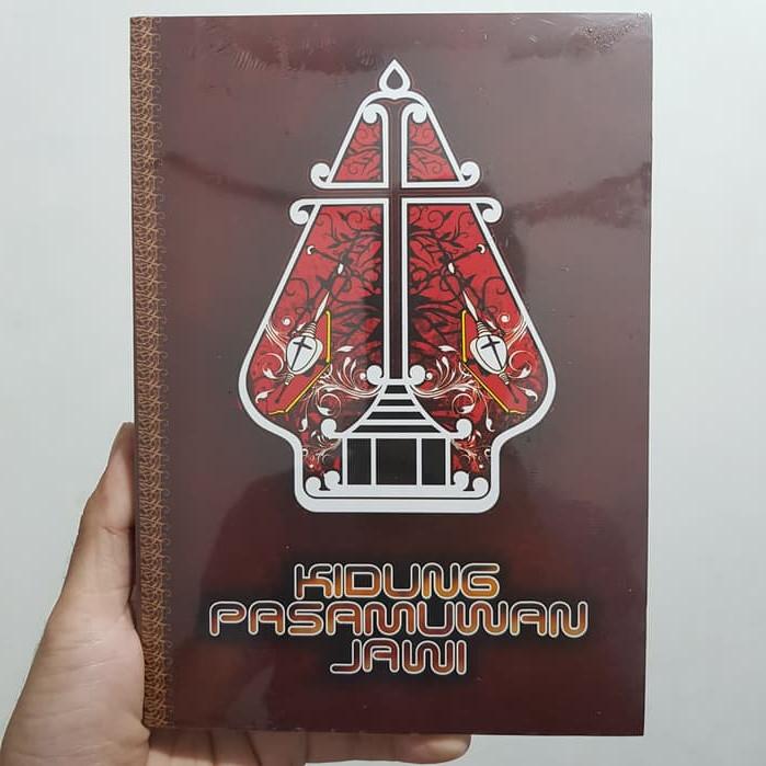 Foto Produk Kidung Pasamuwan Jawi Edisi 2019 dari GKJ Shop