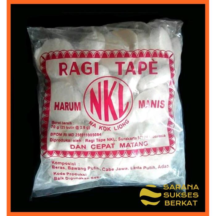 Foto Produk Ragi Tape NKL Terbaik Dan Pakan Semut Jepang dari Sarana Sukses Berkat