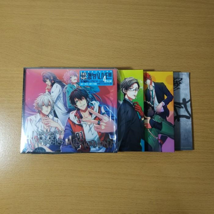 Jual Hypnosis Mic 1st Full Album Bonus - Drama Track Set (Animate Bonus) -  DKI Jakarta - Kiseki No Shoppu | Tokopedia