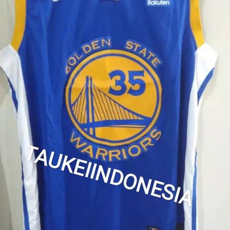 timeless design da991 cded8 Jual NBA JERSEY BASKET GOLDEN STATE WARRIORS KEVIN DURANT - - DKI Jakarta -  TAUKEI INDONESIA | Tokopedia