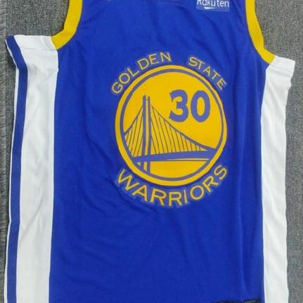 new concept 2f39c da036 Jual Stephen Curry Golden State Warriors Nike Jersey Rakuten - DKI Jakarta  - TAUKEI INDONESIA   Tokopedia