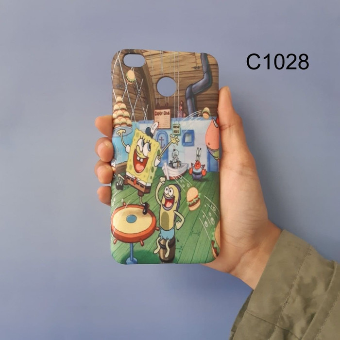 Jual Custom case hp xiaomi samsung asus iphone OPPO VIVO - Spongebob theme  - Jakarta Selatan - NUGAS   Tokopedia