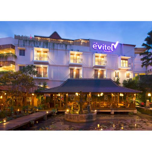 Jual Voucher Hotel The Evitel Resort Ubud Bali Kota Yogyakarta Fast Jaya Makmur Tokopedia