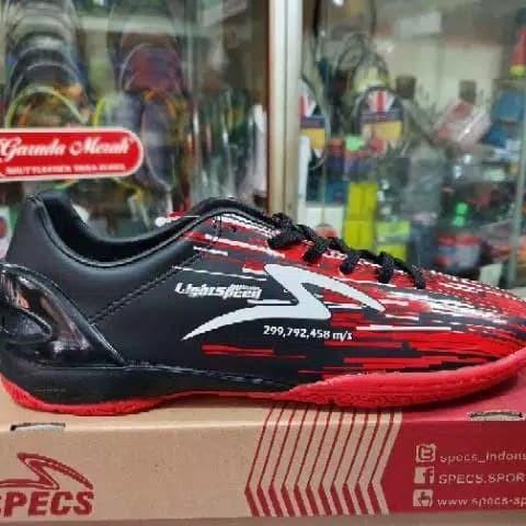 Jual Baru Sepatu Futsal Specs Accelerator Lightspeed 19 In