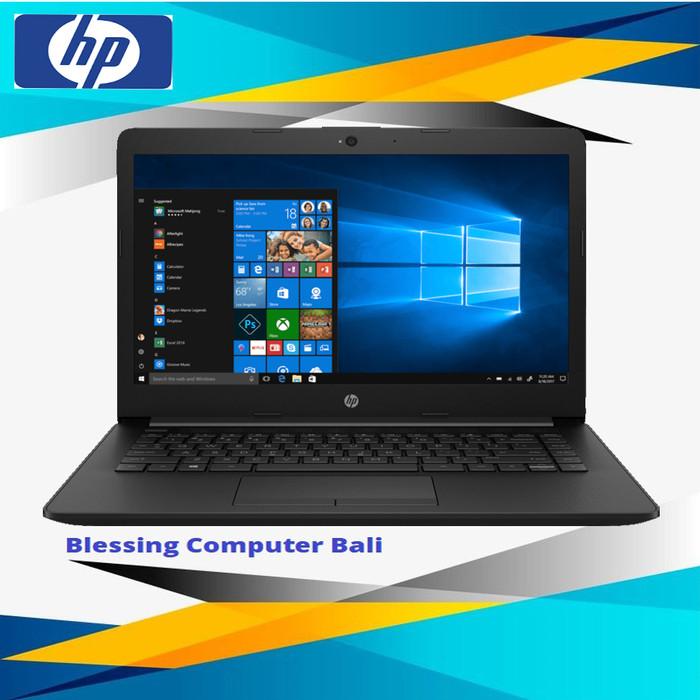 harga Notebook hp 14-cm0077au-4rj33pa black Tokopedia.com
