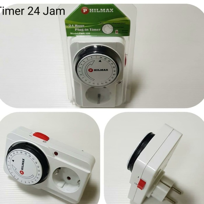 Jual Timer Listrik 24 jam - Jakarta Barat - ShineElectric | Tokopedia