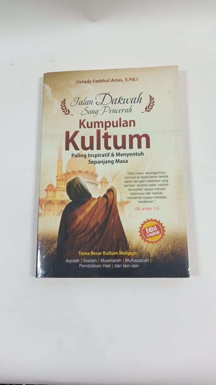 Jual Jalan Dakwah Sang Pencerah Kumpulan Kultum Kota Malang Boba Library