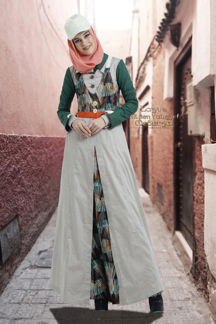 Jual Busana Muslim Gamis Pesta Long Dress Gamis Tuneeca T 0818020 Kota Bandung Rumah Tuneeca Tokopedia