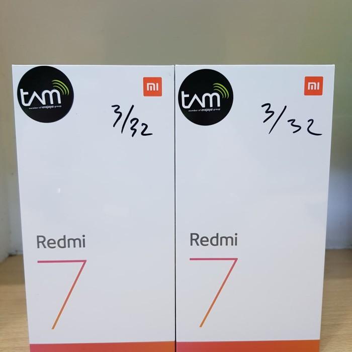 harga Xiaomi redmi 7 3/32 garansi resmi Tokopedia.com