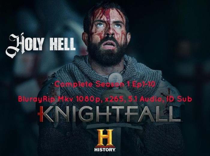 Jual History Channel KnightFall TV Serial Complete S1 Bluray Rip 1080p x265  - Jakarta Barat - Indah Permata_sari | Tokopedia