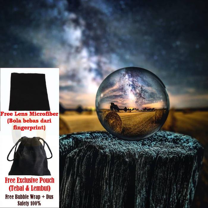 Foto Produk Crystal Ball Lensball 60mm dari Allstore_PKU