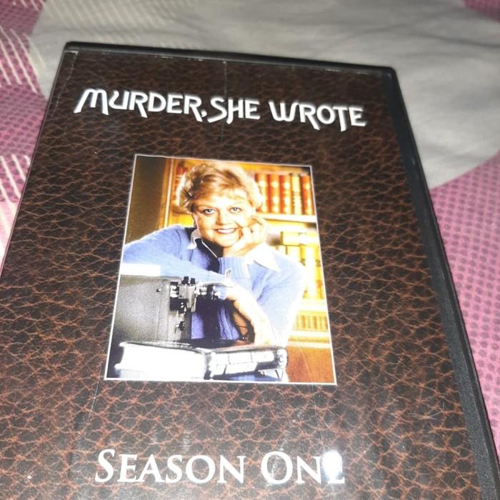 Jual Dvd Serial Murder She Wrote Season One 6 Disk Jakarta Barat Celluler That Tokopedia