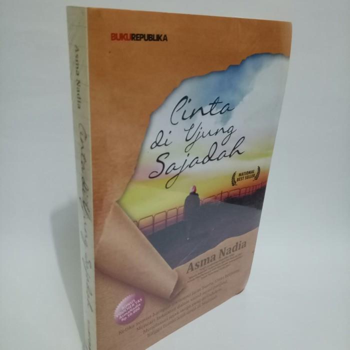 93 Gambar Novel Cinta Diujung Sajadah Kekinian