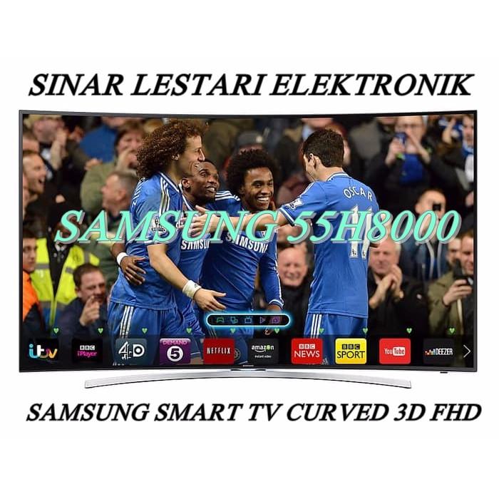 harga Jual cepat promo tv samsung 55h8000 55  3d full hd smart led tv Tokopedia.com