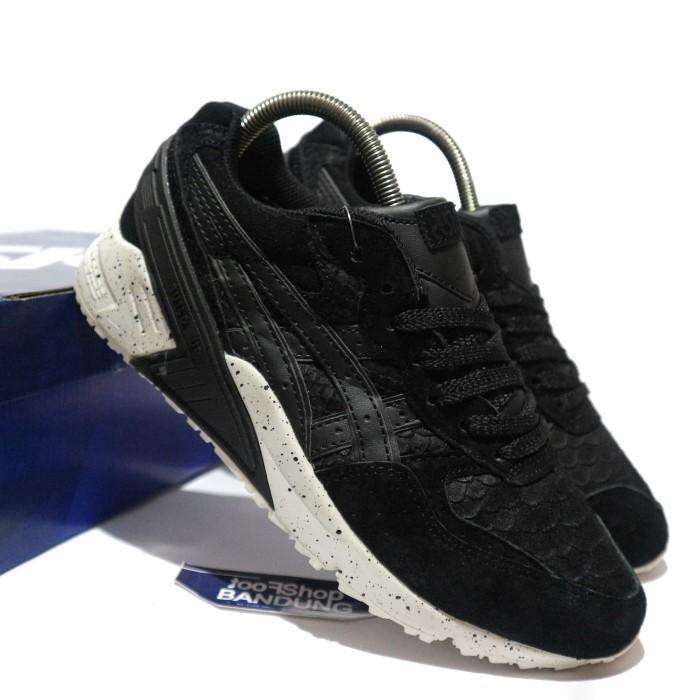 best service d8743 34d7e Jual Sepatu Sneakers Asics Gel Sight Black White Suede Premium BNIB - Kota  Bandung - FTS Sneakers   Tokopedia