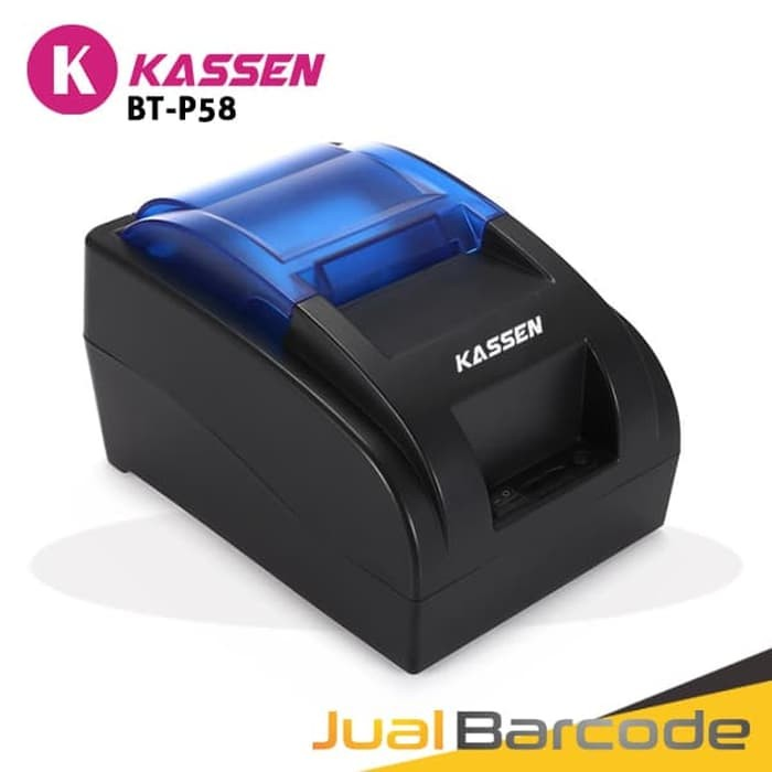harga Printer bluetooth moka pos - mokapos dan aplikasi lain   kassen bt-p58 Tokopedia.com
