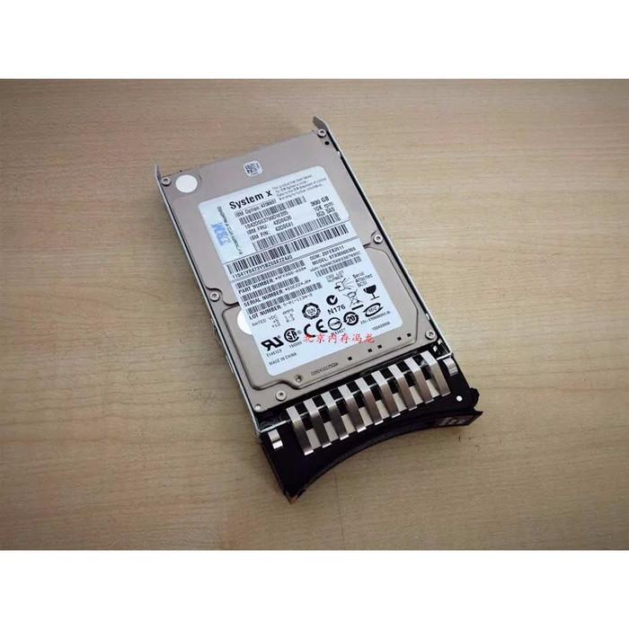 "IBM 42D0637 42D0638 42D0641 300GB 10K RPM 2.5"" SFF Hot Swap SAS HDD Hard Drive"