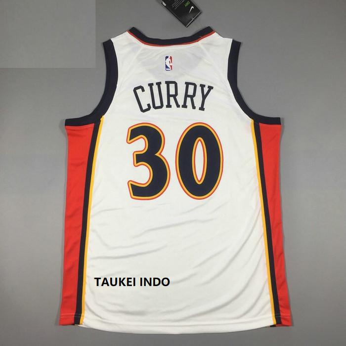buy popular 9a8d9 0a930 Jual NBA JERSEY GOLDEN STATE WARRIORS STEPHEN CURRY CLASSIC 2019 WHITE -  DKI Jakarta - TAUKEI INDONESIA | Tokopedia