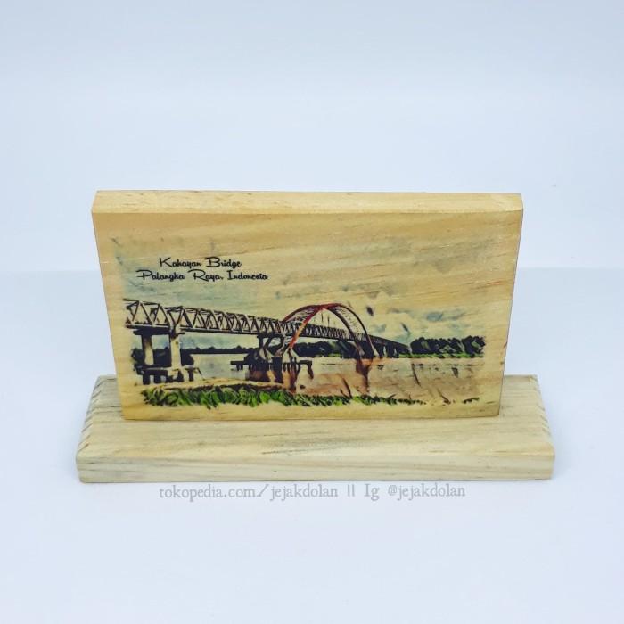 Foto Produk Souvenir Palangka Raya - Artistic Wood Craft dari Jejak Dolan