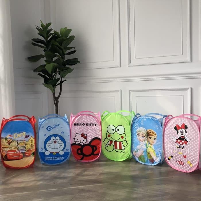 Jual Keranjang Laundry Bag Baju Karakter Disney Kartun Lucu Kota Surabaya Yantarra Online Tokopedia