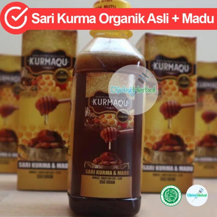 Foto Produk Sari Kurma Kurmaqu Di Solok Aman & Terpercaya dari Dijeksi Herbal