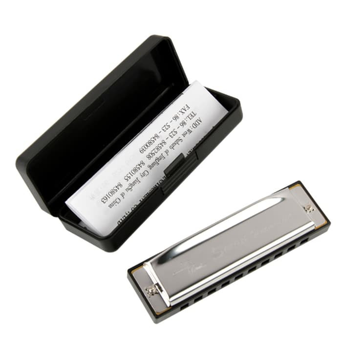 harga Harmonika swan nada c 10 lubang / 10 holes harmonica Tokopedia.com