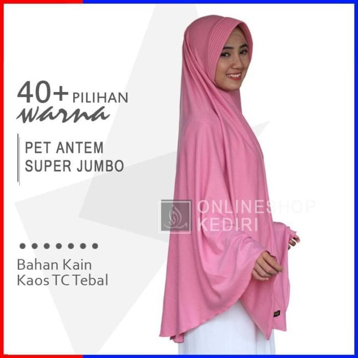 Jual Hot Sale Jilbab Instan Pet Antem Super Jumbo Hijab Kaos Bergo Syari Jakarta Utara Dimas Pandhu Olshop Tokopedia