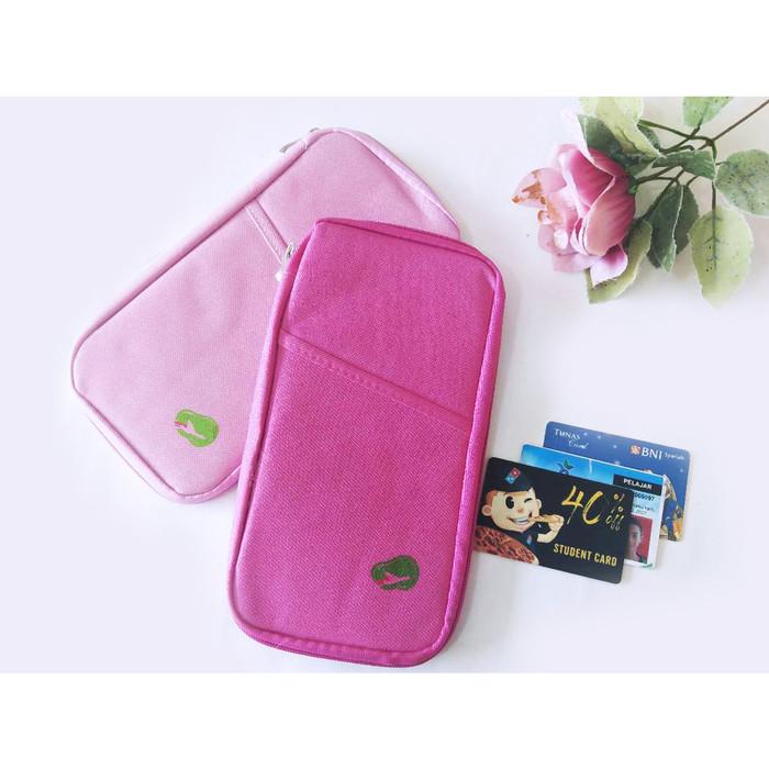 harga Korean dompet passport cover / passport id card holder Tokopedia.com