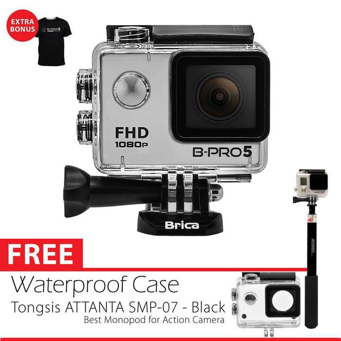 harga Brica b-pro 5 alpha edition (ae basic) + tongsis - silver Tokopedia.com