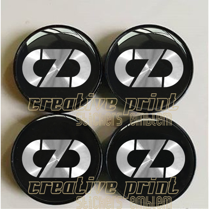 harga Sticker timbul tutup dop velg oz racing 4 pcs Tokopedia.com