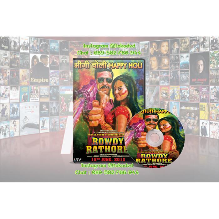 Jual Dvd Film India Rowdy Rathore - Kab  Sidoarjo - Toko Dvd Toko Dvd |  Tokopedia