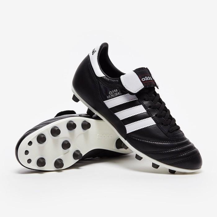 Jual SALE Sepatu Bola adidas Copa Mundial FG - Black/White - Kab ...