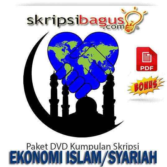 Jual Paket Dvd Kumpulan Skripsi Ekonomi Islam Syariah Lengkap Terbaik Kota Surabaya Indonesia Makmur Tokopedia