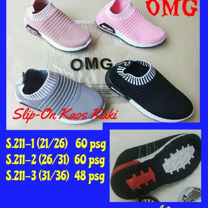 Jual Sepatu Anak Bahan Kain Import Jakarta Utara Cnw Shoes