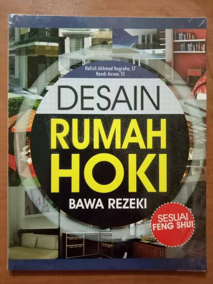 Jual Buku Arsitektur Desain Desain Rumah Hoki Bawa Rejeki Sesuai Fengshui Jakarta Barat Sd Buku Tokopedia