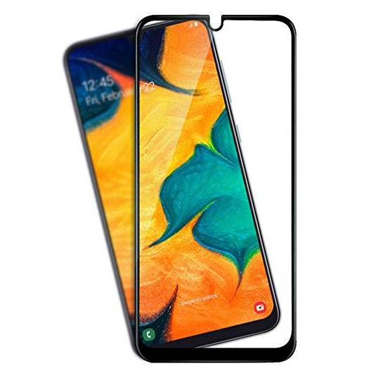 Foto Produk Tempered Glass FULL COVER Samsung Galaxy A30 dari Cellular Mas