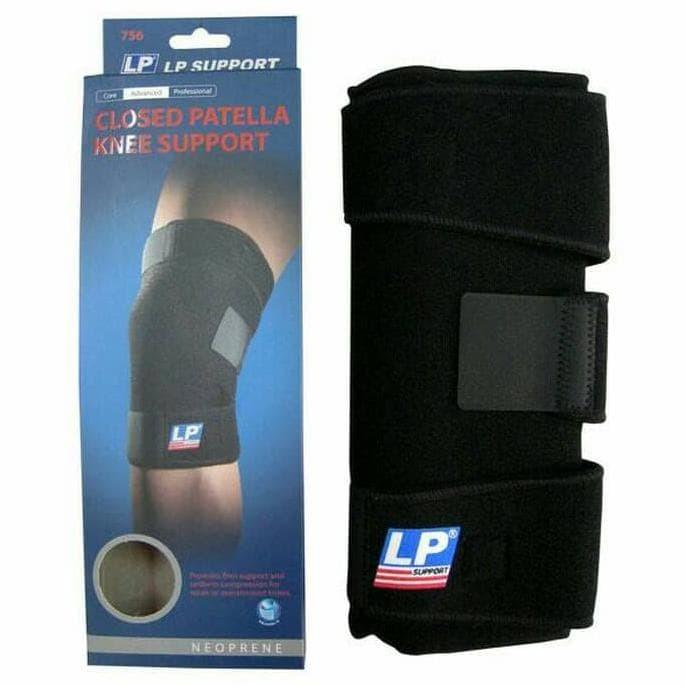 Foto Produk New Knee Support Closed Patella with Velcro LP-756 dari Yunasri shop