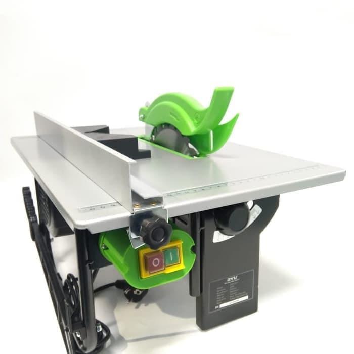 harga Table saw ryu / mesin gergaji meja 8  600watt tekiro ryu rts8 Tokopedia.com