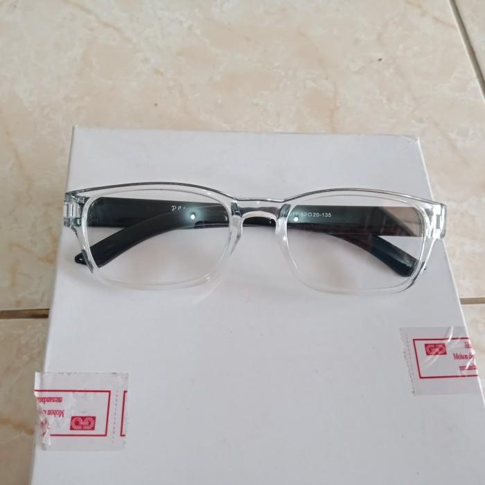 Jual kacamata frame bening gagang hitam PA511 - Kota Bekasi - toko always  ceria | Tokopedia