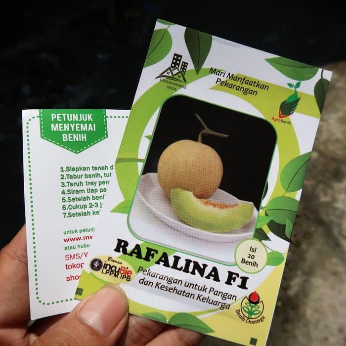 Foto Produk Melon Rafalina F1 IPB dari mewalik-jaya