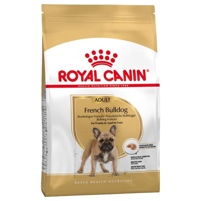 Jual Makanan Anjing Royal Canin French Buldog Adult 3kg Jakarta