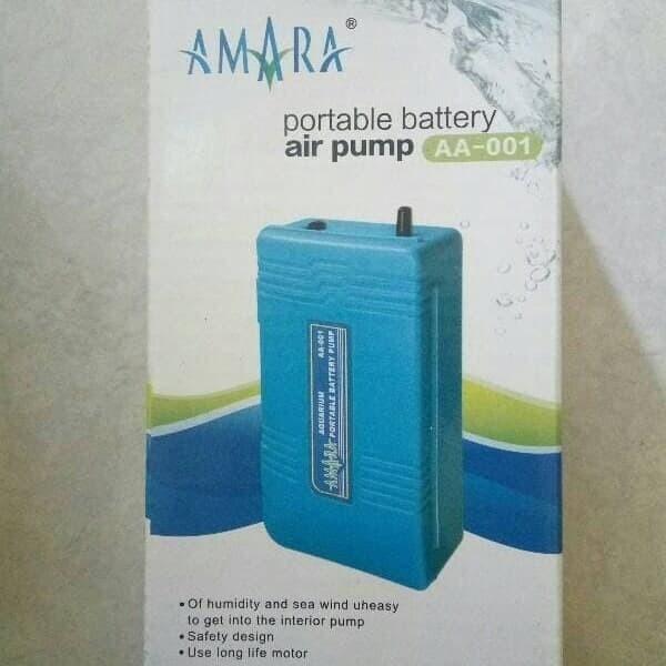 Jual AERATOR POMPA UDARA BATERAI / EMERGENCY AMARA 001 AA ...